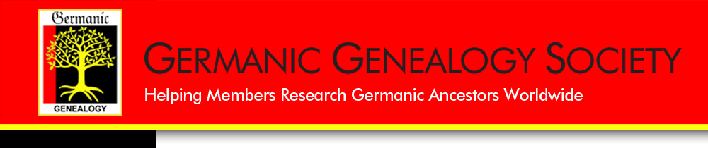 Germanic Genealogy Society
